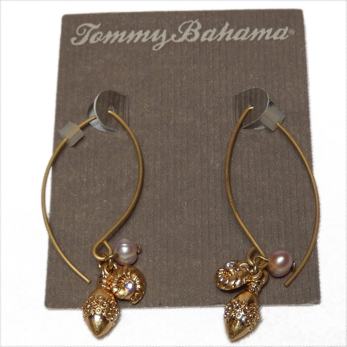 Tommy Bahama Charming Seas Mini Sealife Earrings