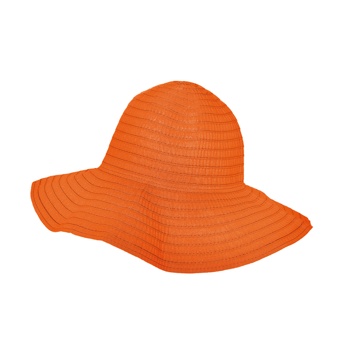 Cappelli Pack a Hat & Mesh Tote - Orange