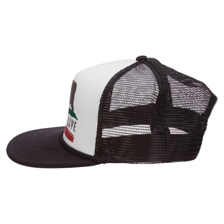 Brooklyn Hat Company California Love Panel Cap - Black