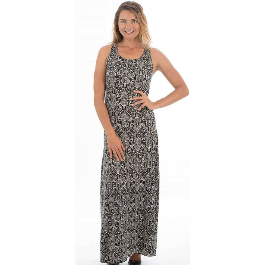 Zen-Knits Maxi Dress - Josephine