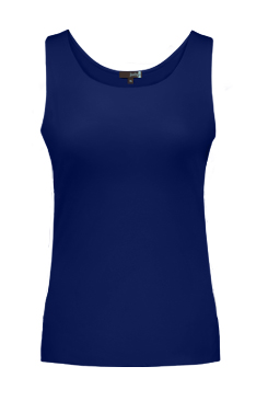 JudyP Relaxed Fit Tank - Navy