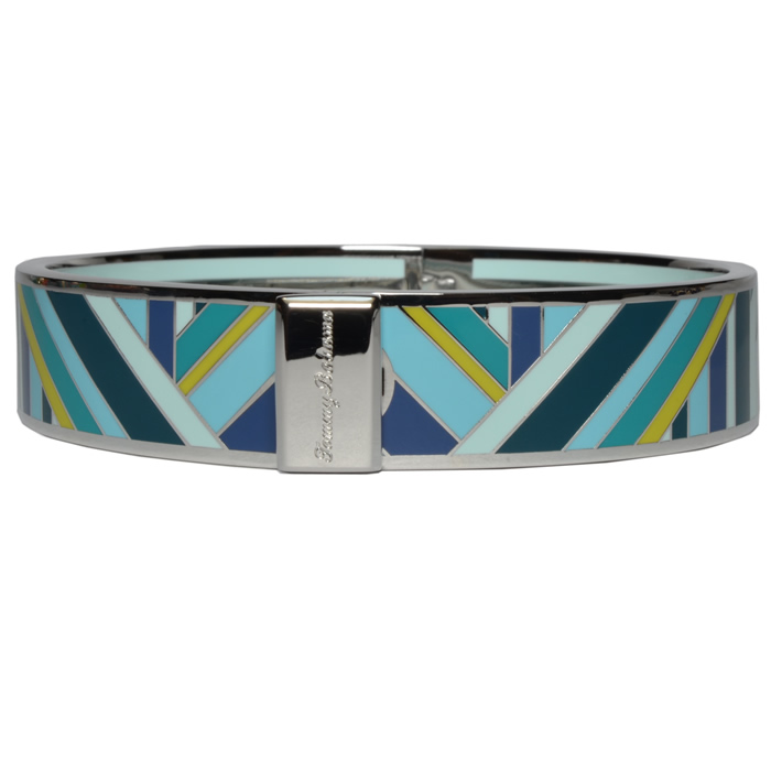 Tommy Bahama Sunspot Tide Multicolored Bracelet - Palm Coast Teal