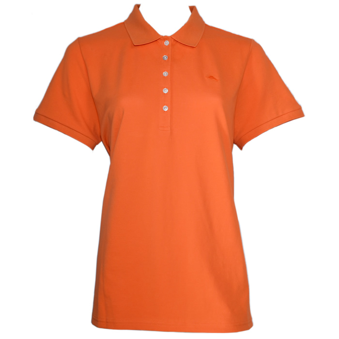 Tommy Bahama New Pardise Polo Shirt - Mango Punch