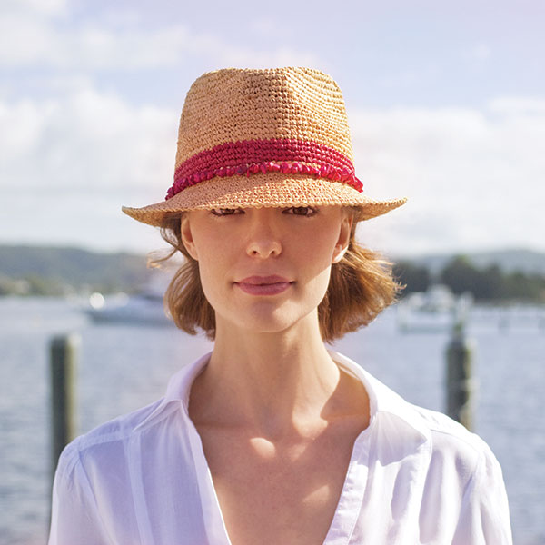 Wallaroo Tahiti Hat